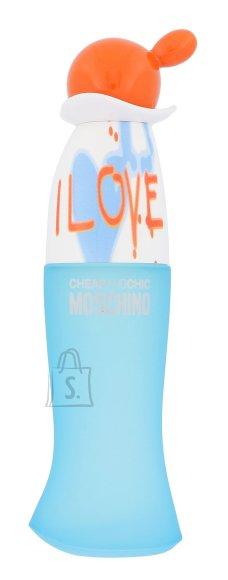 Moschino Cheap & Chic I Love Love tualettvesi EdT 50 ml