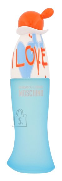 Moschino Cheap & Chic I Love Love tualettvesi EdT 100 ml