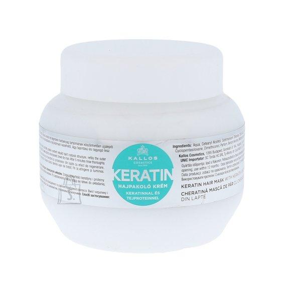 Kallos Cosmetics Keratin juuksemask 275 ml