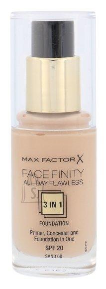 Max Factor Face Finity 3in1 SPF20 jumestuskreem 30 ml