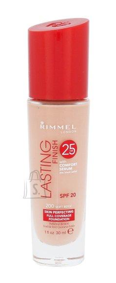 Rimmel London Lasting Finish 25h Foundation jumestuskreem 30 ml