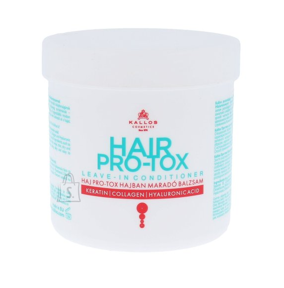 Kallos Cosmetics Hair Botox Leave-In Conditioner palsam 250 ml