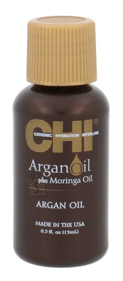 Farouk Systems CHI Argan Plus Moringa Oil juukseõli 15 ml