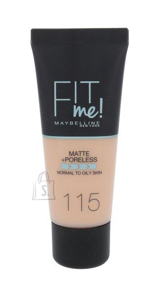 Maybelline Fit Me Matte + Poreless jumestuskreem, 115 Ivory