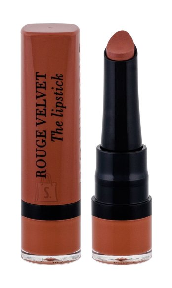 BOURJOIS Paris Rouge Velvet huulepulk: 16 Caramelody