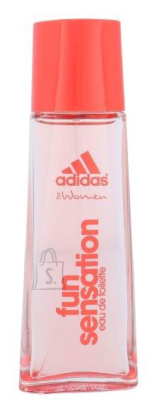 Adidas Fun Sensation 50ml naiste tualettvesi EdT