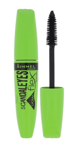 Rimmel London Scandal Eyes Lycra Flex ripsmetušš 12 ml must