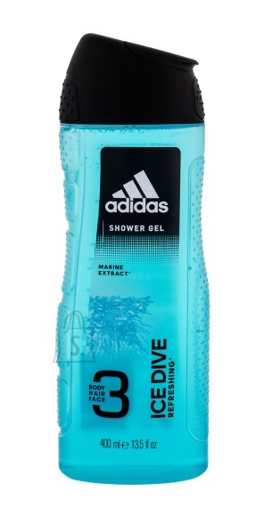 Adidas Ice Dive meeste dušigeel 400ml