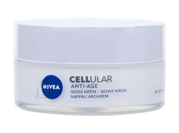 Nivea Cellular Anti-Age SPF15 päevakreem 50 ml