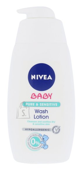 Nivea Baby Pure & Sensitive beebi dušigeel 500 ml