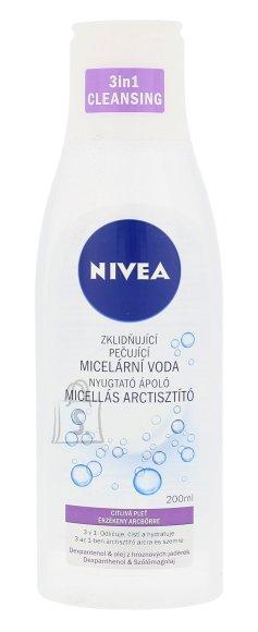 Nivea Sensitive 3in1 Micellar meigieemaldaja 200 ml