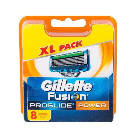 Gillette Fusion Proglide Power žiletiterad 8 tk