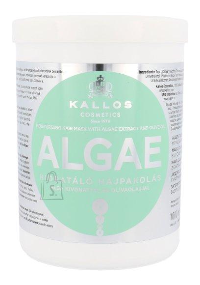 Kallos Cosmetics Algae niisutav juuksemask 1000 ml