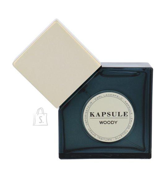 Karl Lagerfeld Kapsule Woody unisex tualettvesi EdT 30ml