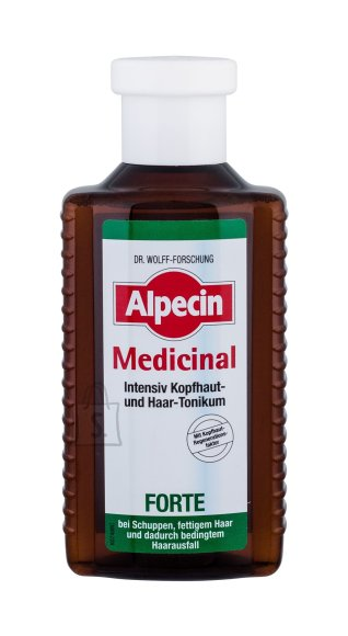 Alpecin Medicinal Forte Intensive Scalp And Hair Tonic juukseseerum 200ml