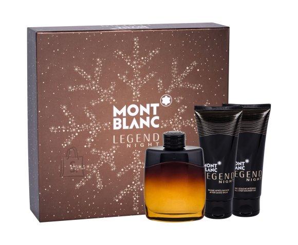 Montblanc Legend Night lõhnakomplekt EdP 100 ml