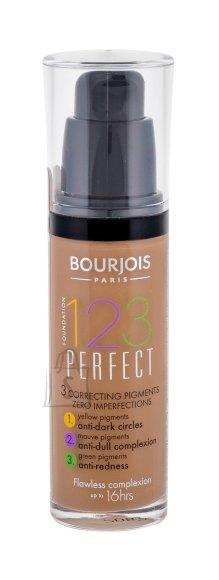 BOURJOIS Paris 123 Perfect Foundation jumestuskreem, 58 Dark Bronze