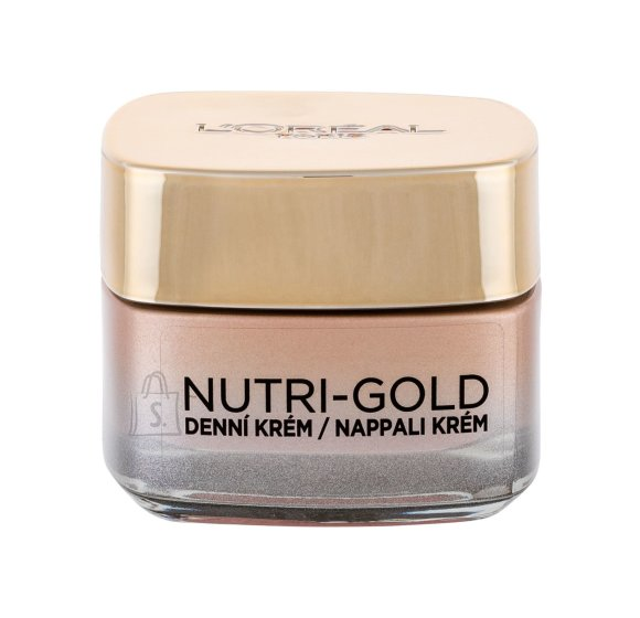 L´Oréal Paris Nutri Gold päevakreem 50 ml