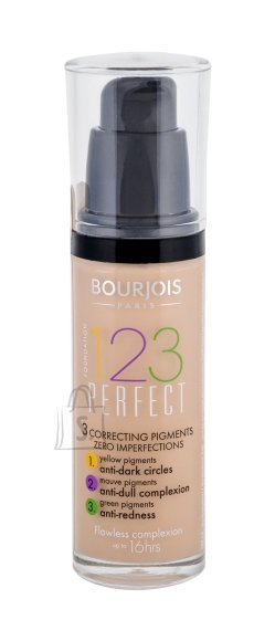BOURJOIS Paris 123 Perfect Foundation jumestuskreem, 51 Light Vanilla