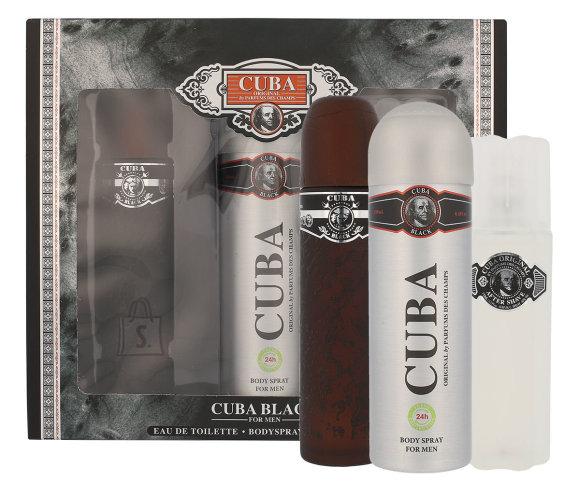 Cuba Black EDT (100ml)