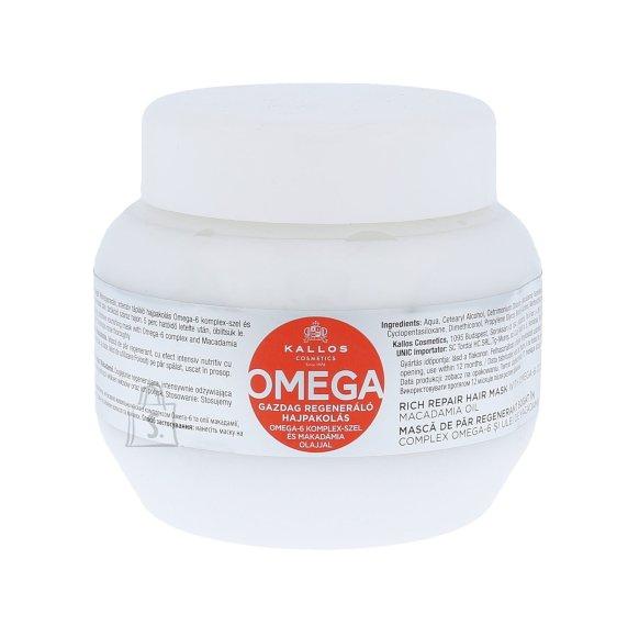 Kallos Cosmetics Omega Hair Mask juuksemask 275 ml