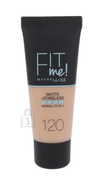 Maybelline Fit Me Matte + Poreless jumestuskreem, 120 Classic Ivory