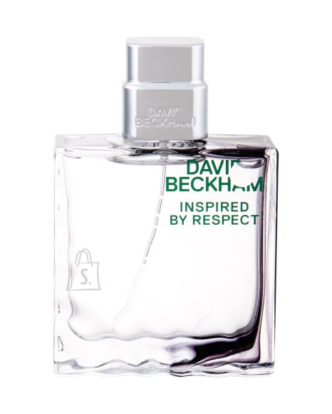 David Beckham Inspired by Respect tualettvesi EdT 60 ml
