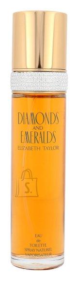 Elizabeth Taylor Diamonds and Emeralds 100ml naiste tualettvesi EdT