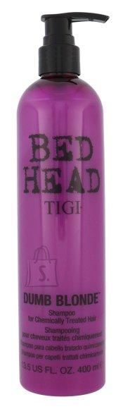 Tigi Bed Head Dumb Blonde šampoon 400ml
