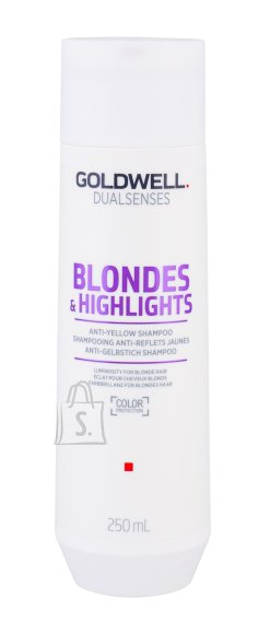 Goldwell Dualsenses Blondes Highlights juuksešampoon 250 ml