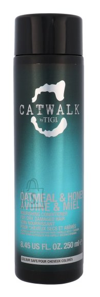 Tigi Catwalk Oatmeal & Honey Nourishing juuksepalsam 250 ml