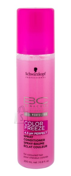 Schwarzkopf Professional BC Cell Perfector Color Freeze spray palsam 200 ml