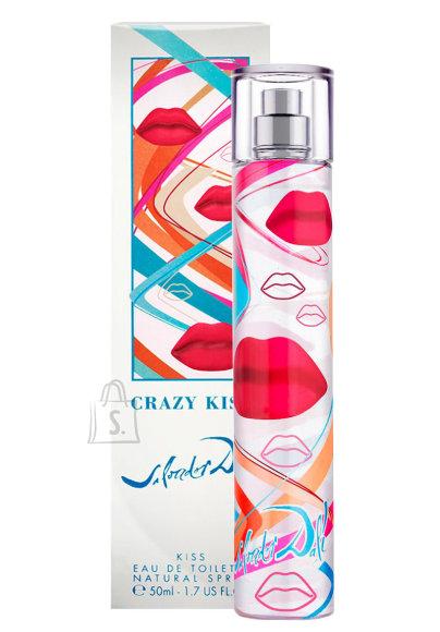 Salvador Dali Crazy Kiss tualettvesi EdT 100 ml