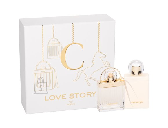 Chloé Love Story lõhnakomplekt naistele EdP 150 ml