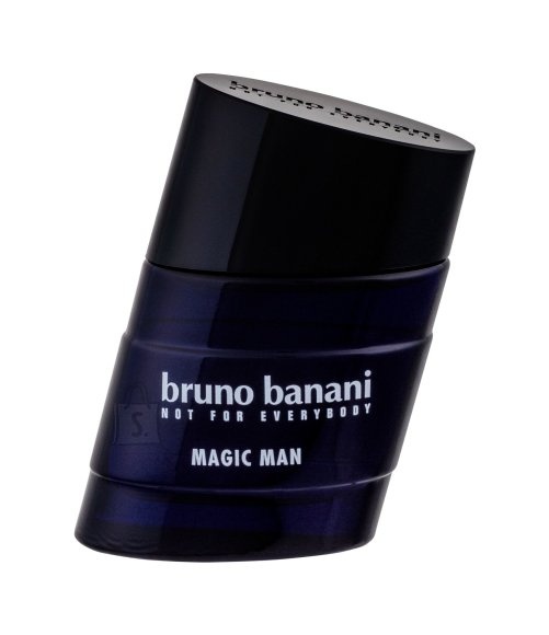 Bruno Banani Magic Man 30ml meeste tualettvesi EdT