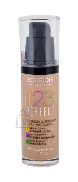 BOURJOIS Paris 123 Perfect Foundation 16 Hour jumestuskreem Beige Fonce 30 ml