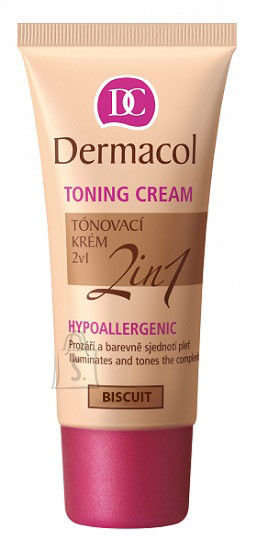 Dermacol Toning Cream 2in1 jumestuskreem 30 ml