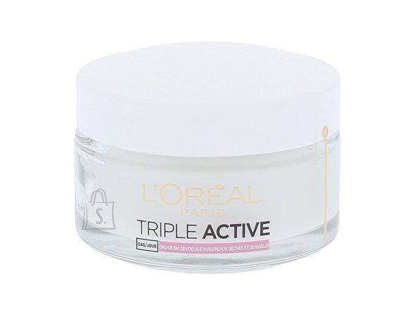 L´Oréal Paris Triple Active Day näokreem kuivale nahale 50 ml