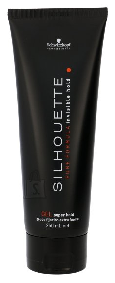 Schwarzkopf Silhouette Super Hold Gel juuksegeel 250 ml