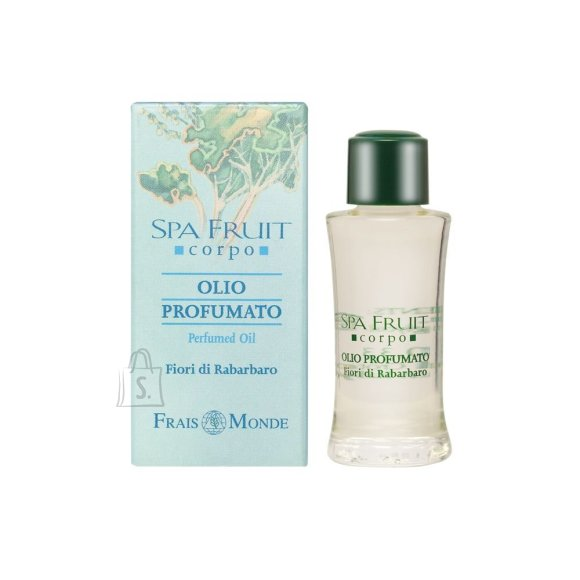 Frais Monde Spa Fruit Rhubarb Flower Perfumed Oil parfüümõli 10 ml