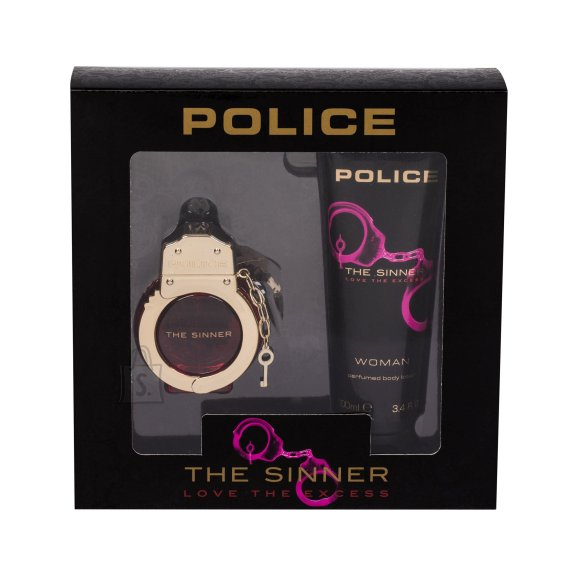 Police The Sinner Body Lotion (30 ml)