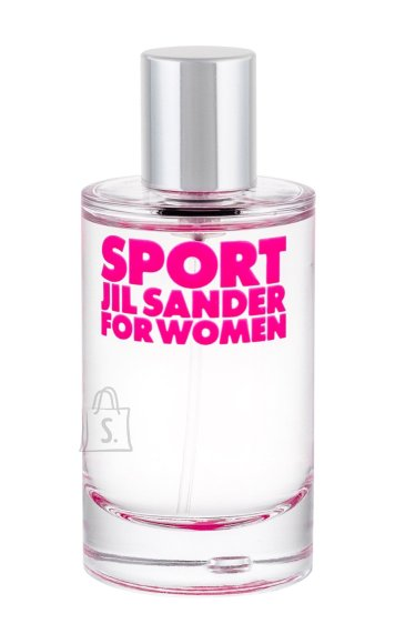 Jil Sander Sport for Women tualettvesi EdT 50 ml