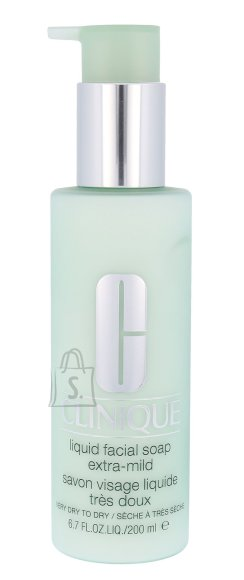 Clinique Liquid Facial Soap Extra Mild näoseep 200 ml