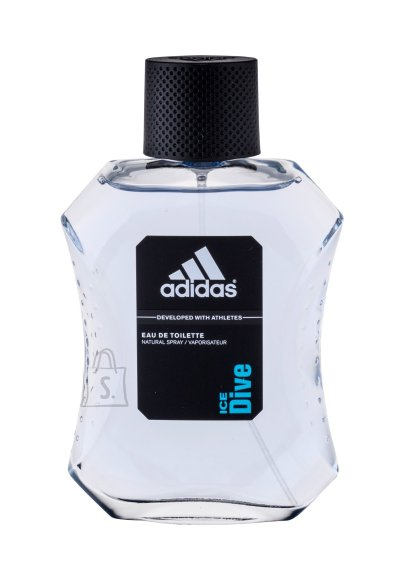Adidas Ice Dive meeste tualettvesi EdT 100 ml