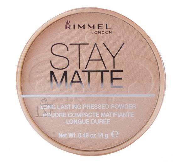 Rimmel London Stay Matte Long Lasting kivipuuder 004 14 g