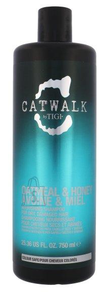 Tigi Catwalk Oatmeal & Honey Nourishing šampoon 750 ml