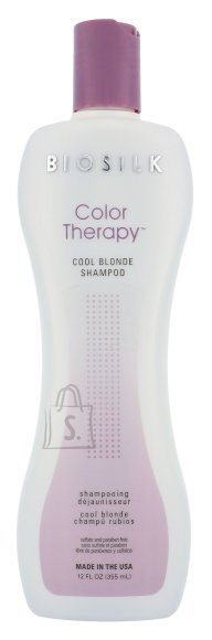 Farouk Systems Biosilk Color Therapy Cool Blonde šampoon 355 ml