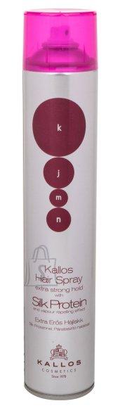 Kallos Cosmetics KJMN Silk Protein juukselakk Extra Strong (750ml)