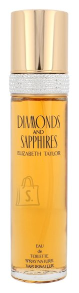 Elizabeth Taylor Diamonds and Saphires tualettvesi naistele EdT 100ml