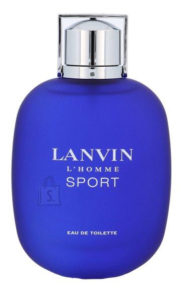 Lanvin L'Homme Sport tualettvesi EdT 100 ml
